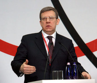 Russian finance minister Alexei Kudrin has been givena free hand to borrow billions of 