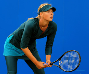 Maria SharapovaSource: ITAR-TASS