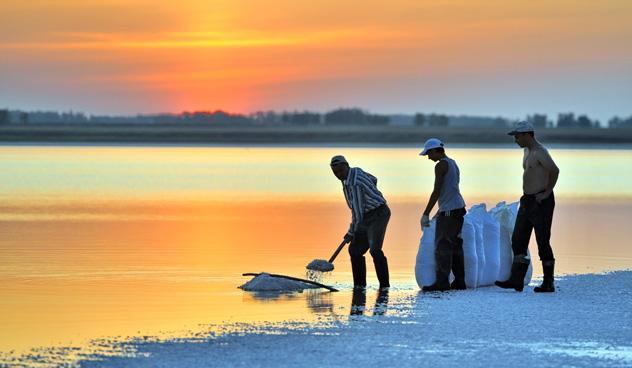 Emprego salgado Foto: AFP PHOTO / Alexandr Blotnítskii