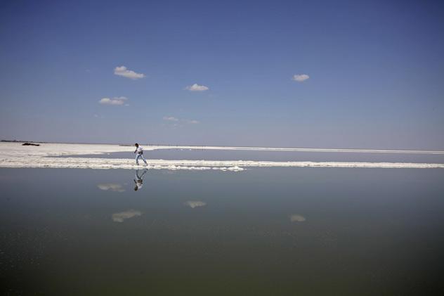 Lago Baskunchak