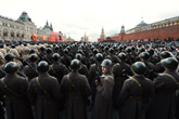 Image'n'Nation: Anniversary of the 1941 military parade on Red Square in Moscow