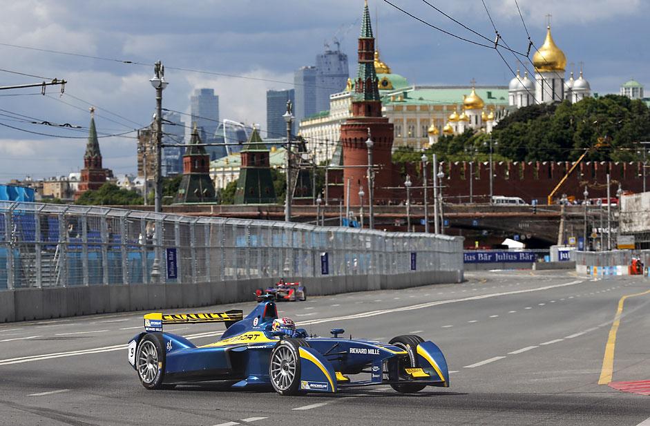 Formula E Championship race