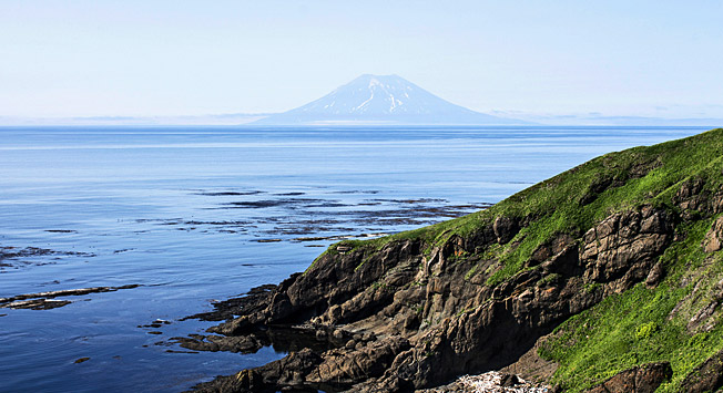 Kuril Islands.