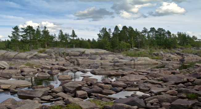 Walking in the Footsteps of the Ancient Karelians