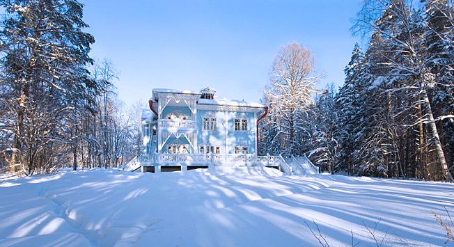 Снегурочкина резиденција. Илустрација: Lori/Legion-Media