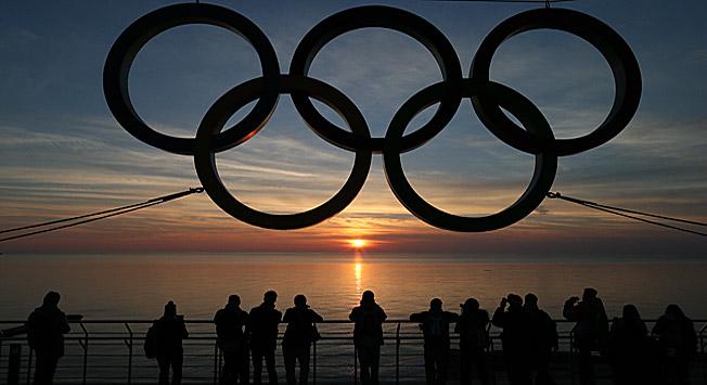 Seaview from the Olympic Park in Sochi. Source: RIA Novosti/Igor Zarembo