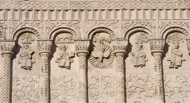 Zunanjost Katedrale sv. Demetrija v Vladimirju. Vir: Alamy/Legion-Media