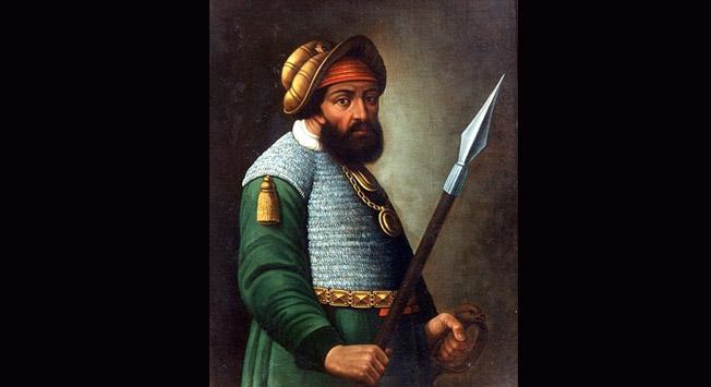 Jermak Timofejevič, kozak, ki je osvojil Sibirijo.