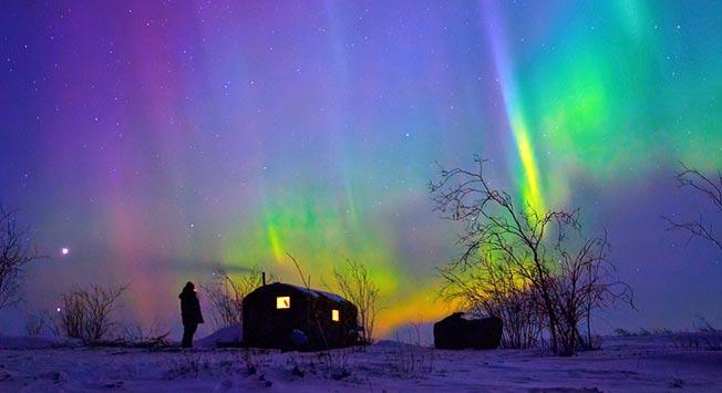 """Em alguns locais russos chamados de """"polos de frio"""", temperaturas de até -40°C Foto: Gazeta Russa"""