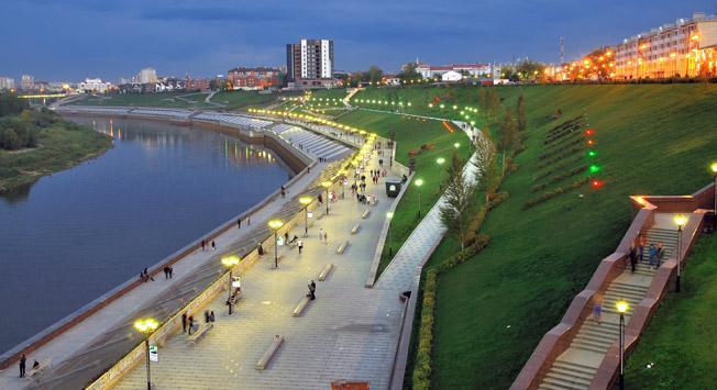 La città di Tyumen. Fonte: Lori/Legion Media