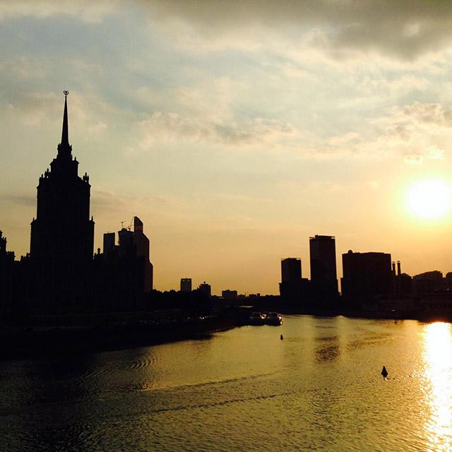 imanche. Un point de vue inhabituel sur des bâtiments inhabituels est le secret d'une belle photographie. Nous avons recueilli 9 bâtiments les plus étranges de Moscou, par exemple la Maison-oeuf.