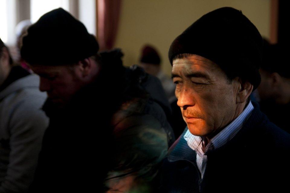 Una delle caratteristiche principali degli Urali è la sua multietnicità: molti musulmani della regione provengono dall'Asia centrale