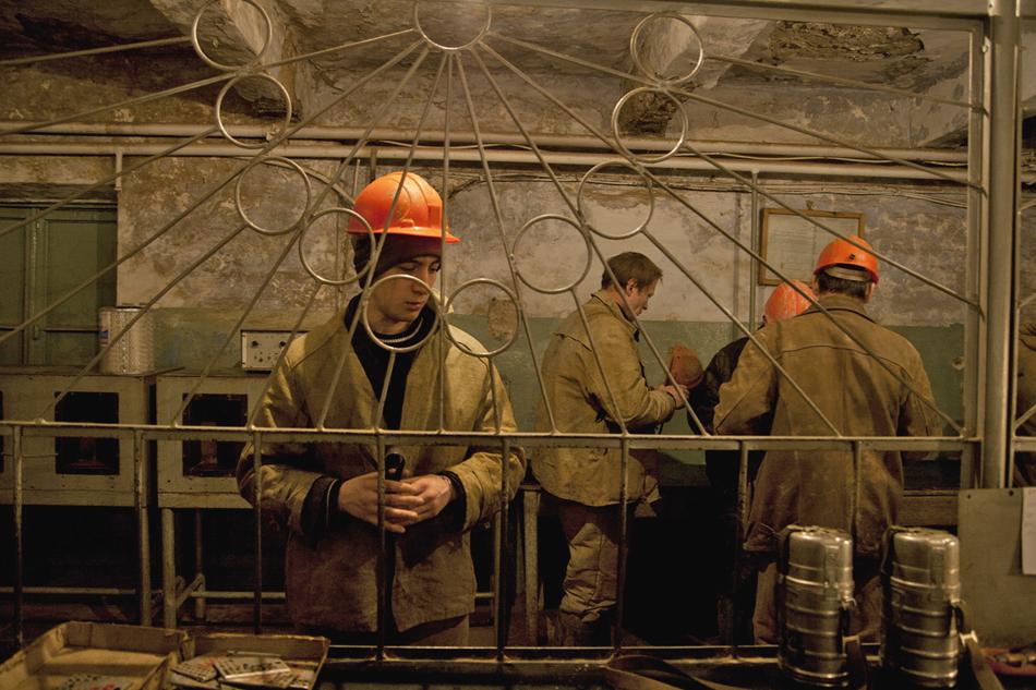 Nel 1748 fu stata trovata la miniera Shartashsky (più tardi rinominata Pyshminsky, e poi Pervonachalny). Nel 1752 fu stata aperta la miniera Berezovsky e nel 1757 impianto di lavaggio dell'oro cominciò a fuonzionare