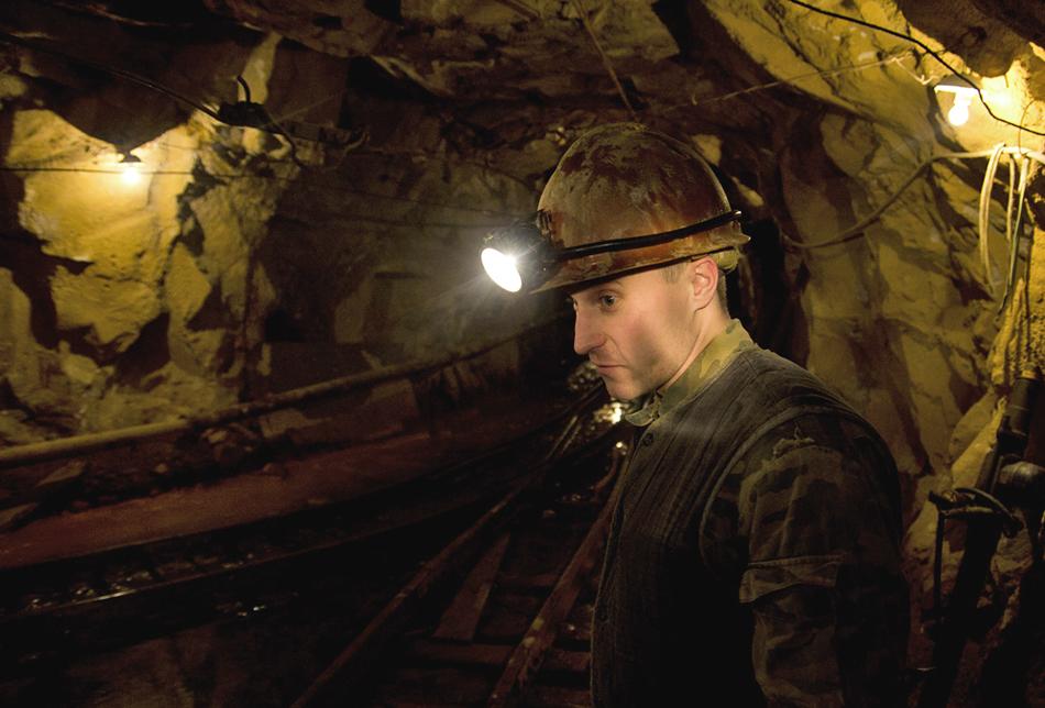Nel 1949 i minatori ricevettero il segno dell'onore più rispettato nell'Unione Sovietica -  la Medaglia di Lenin per il valoroso lavoro durante la Grande Guerra Patriotica