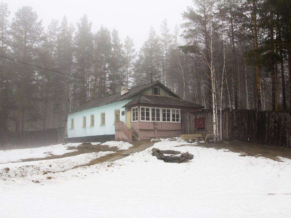 Reshety è un villaggio nella regione di Sverdlovsk, fondato nel 1735