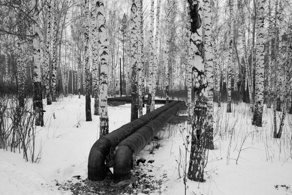 Nel XIX secolo in questa zona venivano estratti e lavorati carbone e catrame. Il rame, invece, è stato scoperto solamente nel XX secolo