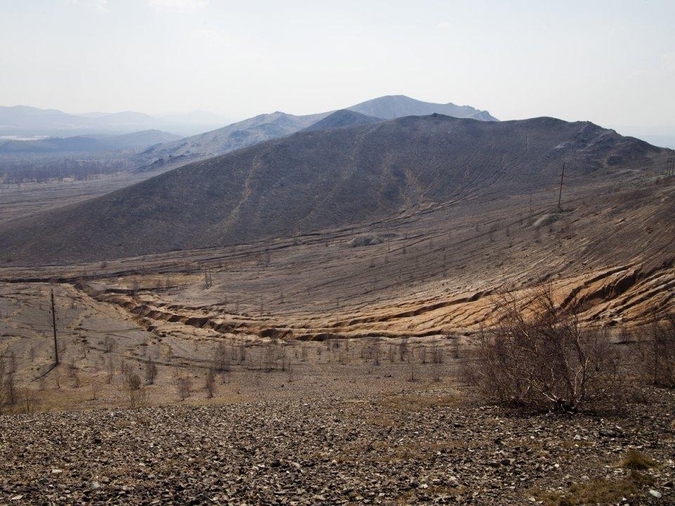 Karabash ha ottenuto l'infelice primato di città più inquinata del pianeta, secondo un report dell'Unesco
