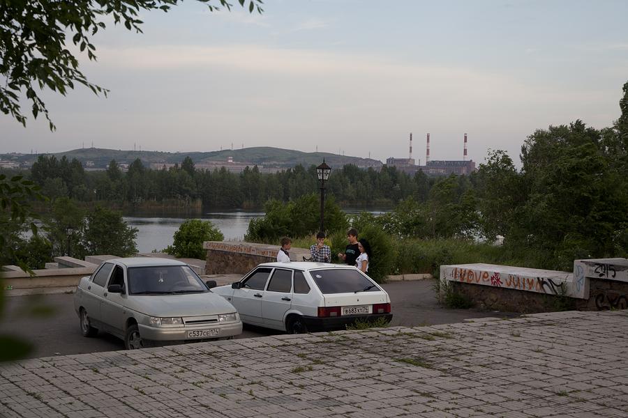 Lo stabilimento metallurgico di Magnitogorsk è il più grande di tutto il paese e nel 2009 dava lavoro a 60.000 dipendenti