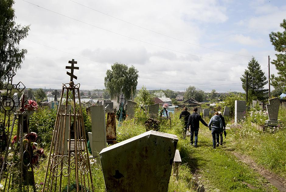 Oggi a Nevyansk si contano circa 25.000 persone