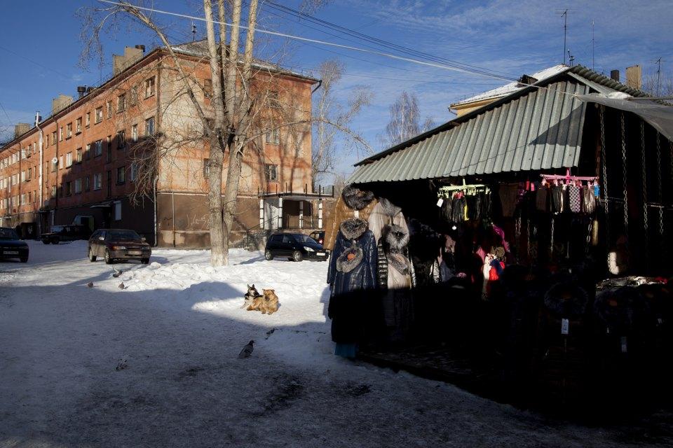 La città di Polevskoi si trova nella regione di Sverdlovsk, a 40 chilometri da Ekaterinburg