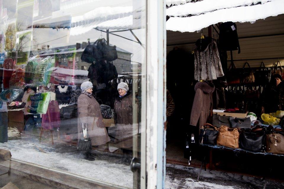 Seversk è la parte principale della  città di Polevskoi e molto più grande rispetto al villaggio originale di  Polevskoi. L'impianto di tubature di Seversk è una delle più antiche  fabbriche di metallo del paese