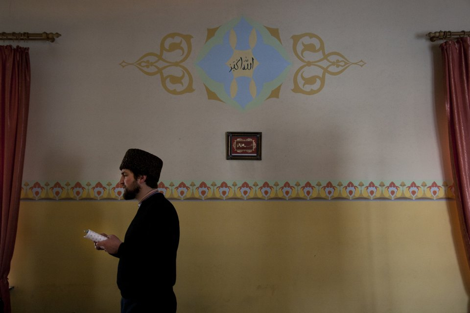 Now, particularly in the Urals, new mosques are being built and houses of worship reconstructed.