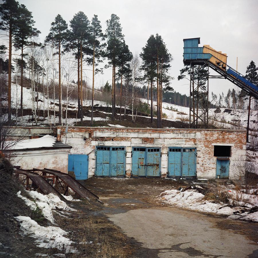 La costruzione della fabbrica è durata alcuni anni. E la fonderia è entrata in attività nel 1714