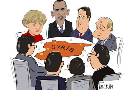 Ilustração: Serguêi Aólkin