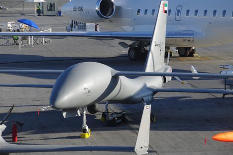 United 40 é fruto do desenvolvimento de um projeto totalmente autônomo dos Emirados Árabes Unidos e não uma cópia de qualquer modelo ocidental Foto: Press Photo