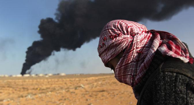 Conflito na Síria, que já se estende há mais dois anos, ocupará pauta principal da reunião da ONU Foto: Getty Images/Fotobank