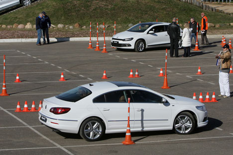 Typical driving classes in Russia. Source: PhotoXpress