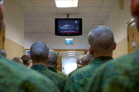 AS menilai Rusia berperan sebagai 'antagonis utama'.