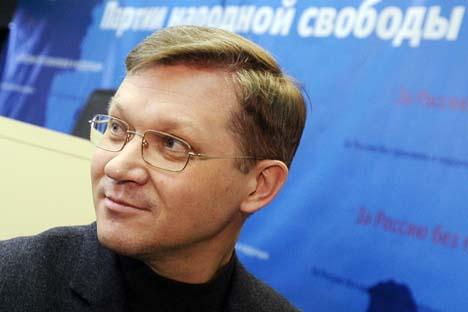 Vladímir Rijkov Foto: TASS