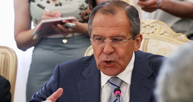 Chanceler russo Serguêi Lavrov Foto: AP