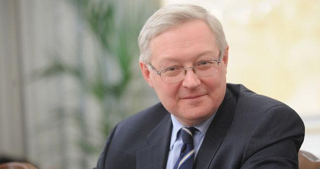 Vice-ministro russo das Relações Exteriores, Serguêi Riabkov Foto: PhotoXpress