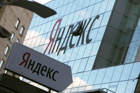 Líder na Rússia, o Yandex tem participação de 60% no mercado nacional Foto: Kommersant
