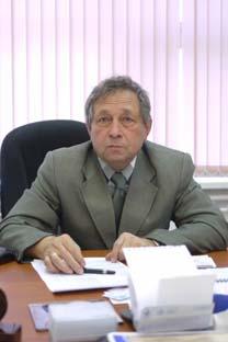 Vladímir Masliuk, vice-diretor da empresa Kompas Foto: Arquivo pessoal
