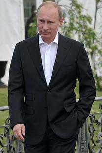 Vladímir Pútin Foto: Kremlin.ru
