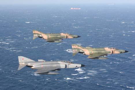 F-4E turco Foto: hvkk.tsk.tr