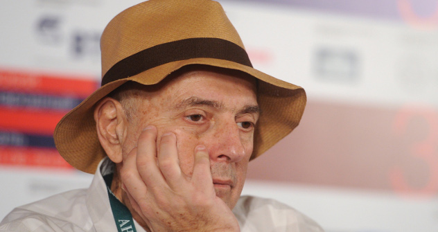 Hector Babenco Foto: RIA Nóvosti