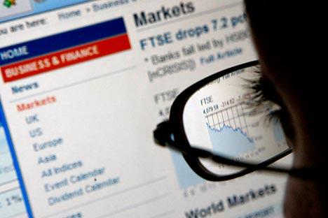 Produto interno bruto da Rússia cresceu 4,4% no primeiro semestre de 2012. Foto: Reuters / Vostock-Photo