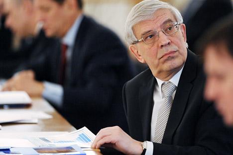 Chefe do Banco Central da Rússia Serguêi Ignátiev. Foto: TASS