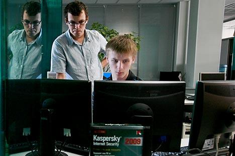 Rússia ocupa o 10º lugar na relação dos países que mais exportam serviços de TI (Tecnologia de Informação). Foto: TASS