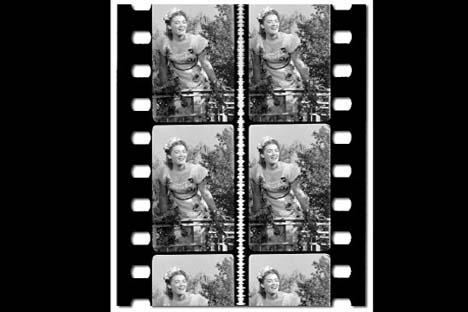"""Cena do filme soviético """"Terra de Juventude"""" extraída do site. www.moscowfilmfestival.ru"""