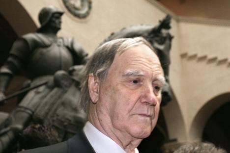 Em 1979, Serguêi recebeu o Prêmio Kalinga Pela Popularização das Ciências, da Unesco Foto: ITAR-TASS