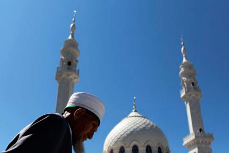 O AL-RTV, que deve começar a funcionar no final de agosto, foi fundado por iniciativa de dirigentes de grandes organizações muçulmanas, com o apoio de órgãos do poder federal. Foto: RIA Nóvosti