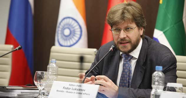 Fiódor Lukianov, editor-chefe da revista Russia in Global Affairs e um dos principais nomes na análise da política externa russa. Foto: Divulgação Fiesp