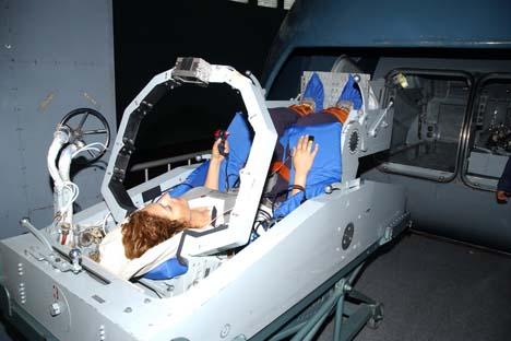 Concurso da agência espacial russa recebeu 304 inscrições durante período de três meses. Foto: gctc.ru