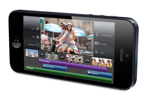 A expectativa é que o iPhone 5 chegue ao Brasil entre o final de outubro e o começo de novembro. Foto: apple.com
