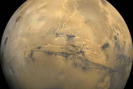 Marte Foto: Nasa